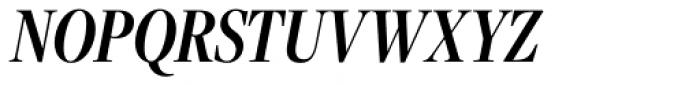 Freight Display Cmp Pro Semibold Italic Font UPPERCASE