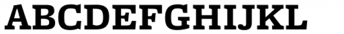 Freight Micro Pro Bold Font UPPERCASE