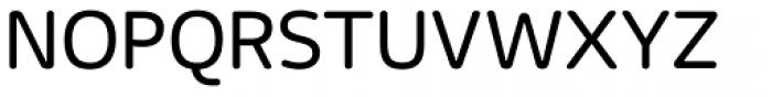Freight Round Pro Medium Font UPPERCASE