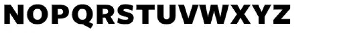 Freight Sans Bold SC Font LOWERCASE