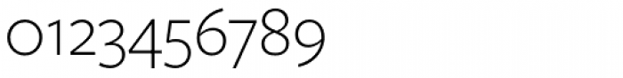 Freight Sans Light Font OTHER CHARS