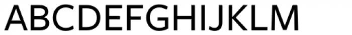 Freight Sans Medium Font UPPERCASE