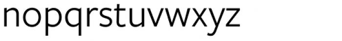 Freight Sans Pro Book Font LOWERCASE