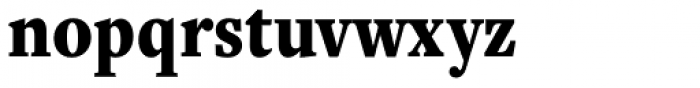 Freight Text Cmp Pro Black Font LOWERCASE