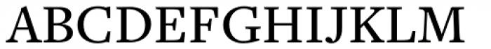 Freight Text Medium Font UPPERCASE