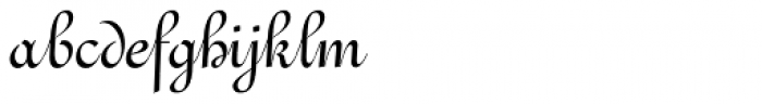 French 111 Font LOWERCASE