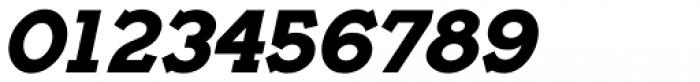 French Slab Serif Oblique JNL Font OTHER CHARS