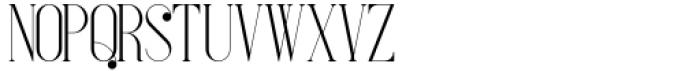 French VP Black Font UPPERCASE