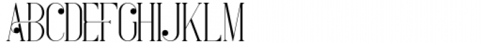French VP Black Font LOWERCASE