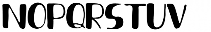Fresh Hansler Capitals Font LOWERCASE
