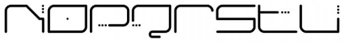 Fresh Font LOWERCASE