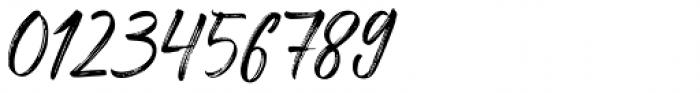 Freshline Regular Font OTHER CHARS