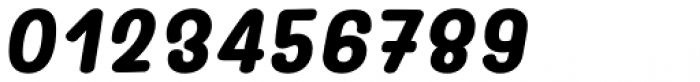 Freshy Extra Bold Italic Font OTHER CHARS