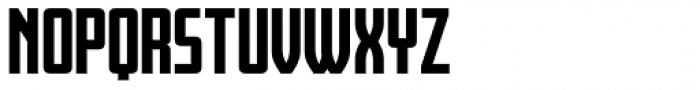 Fresno Black Font UPPERCASE