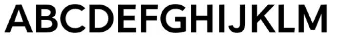 Freud Bold Font UPPERCASE