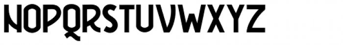 Freudian One Font UPPERCASE