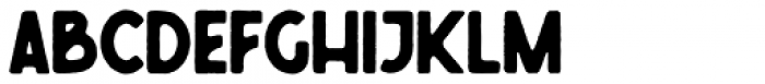 Freudian Two Font UPPERCASE