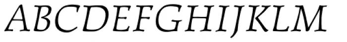 Freundschafts-Kursiv A Font UPPERCASE