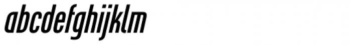 Freytag Pro Italic Font LOWERCASE