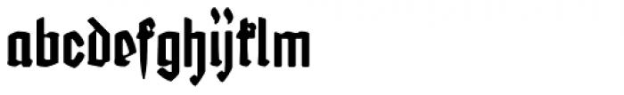 Friedrichsfeld Ob Oldstyle blur Font LOWERCASE