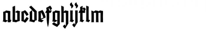 Friedrichsfeld Oldstyle Font LOWERCASE