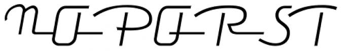 Frigidaire SC D Light Font UPPERCASE