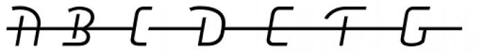 Frigidaire SC D Light Font LOWERCASE