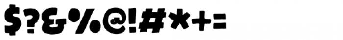 Frihed Regular Font OTHER CHARS