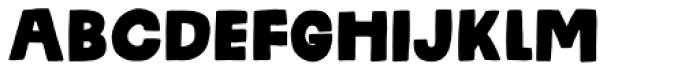 Frihed Regular Font UPPERCASE