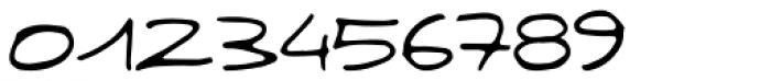 Fringe Font OTHER CHARS