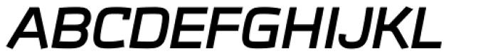 Frio Bold Italic Font UPPERCASE