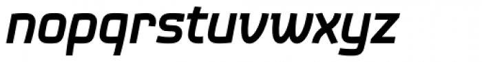 Frio Bold Italic Font LOWERCASE