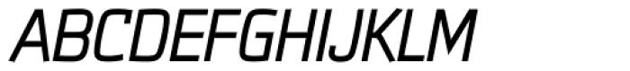 Frio Condensed Italic Font UPPERCASE