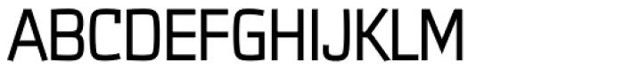 Frio Condensed Font UPPERCASE