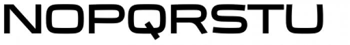 Frio Extended Black Font UPPERCASE