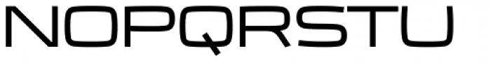 Frio Extended Medium Font UPPERCASE