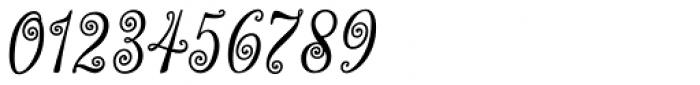 Frivolous Font OTHER CHARS