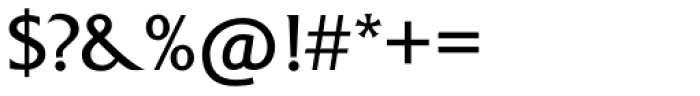 Friz Quadrata SH Regular Font OTHER CHARS