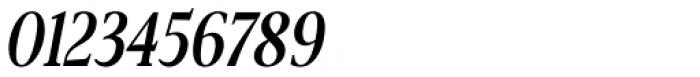 Frontis Condensed Medium Italic Font OTHER CHARS