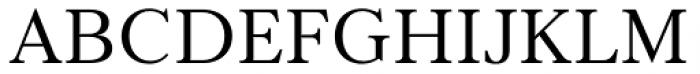 Frontis Regular Font UPPERCASE