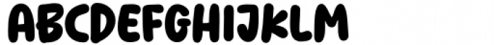Frozen Tree Regular Font UPPERCASE
