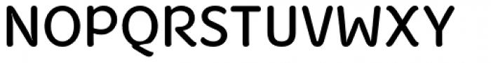 Fruitygreen Pro Font UPPERCASE