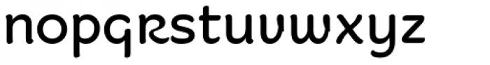 Fruitygreen Pro Font LOWERCASE