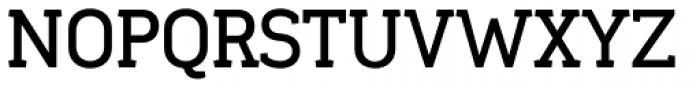 Frusta Bold Font UPPERCASE