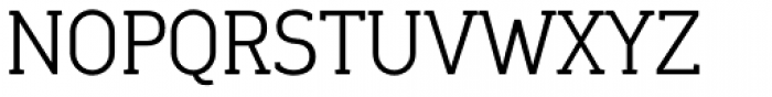 Frusta Book Font UPPERCASE