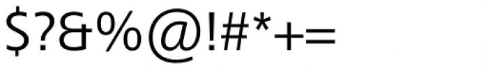 Frutiger Next Greek Regular Font OTHER CHARS