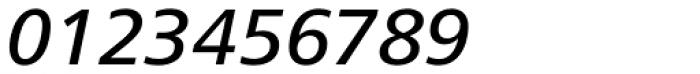 Frutiger Next Pro Medium Italic Font OTHER CHARS
