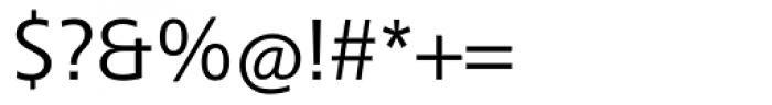 Frutiger Next Regular Font OTHER CHARS