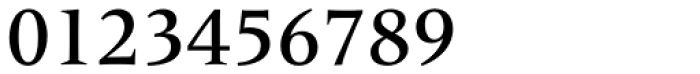 Frutiger Serif Pro Medium Font OTHER CHARS