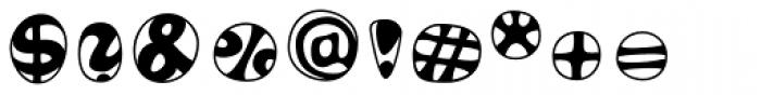 Frutiger Stones Pro Font OTHER CHARS
